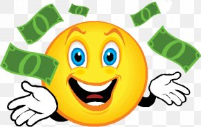 Moving Smiley Face - Money Smiley Royalty-free Clip Art PNG