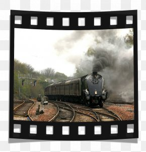 Frame Moving Train - Photographic Film Camera Picture Frame Photography PNG