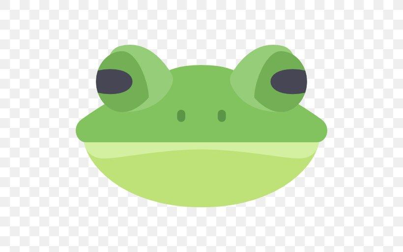 Tree Frog Animal Icon, PNG, 512x512px, Frog, Amphibian, Animal, Green, Organism Download Free
