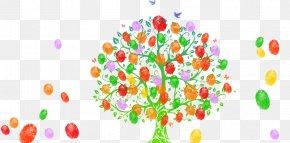 Tree Vector - Tree Euclidean Vector PNG