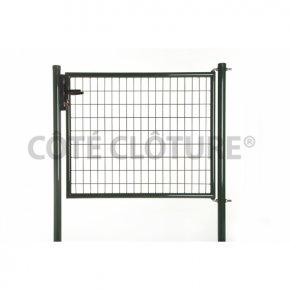 Fence - Chicken Wire Portillon Fence Garden Electrogalvanization PNG