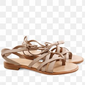 IT Trade Fair Poster - Sandal Slide Brown Shoe PNG