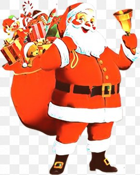 Cartoon Santa Claus - Santa Claus PNG