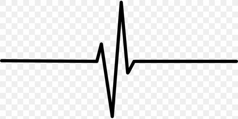 Electrocardiography Heart Rate Pulse Clip Art, PNG, 1024x512px, Electrocardiography, Autocad Dxf, Black And White, Heart, Heart Rate Download Free