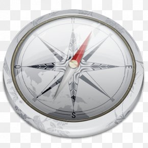 Compass - Icon Internet Application Software PNG