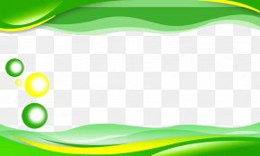 Green Covers Decoration - Graphic Design Wallpaper PNG