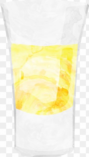 Lemonade - Highball Glass Yellow Commodity PNG