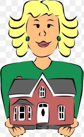 Hand Painted Real Estate Agent - Estate Agent Real Estate Realtor.com Clip Art PNG