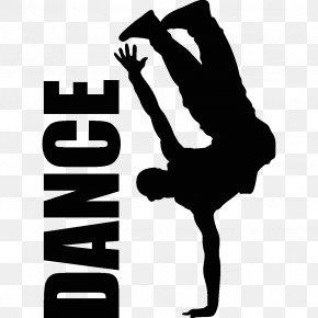Hip Hop - Hip-hop Dance Silhouette Clip Art PNG