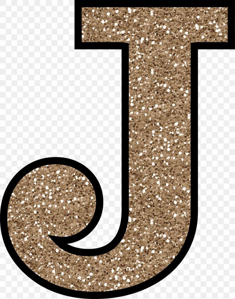 Letter J Glitter Alphabet, PNG, 960x1220px, Letter ...