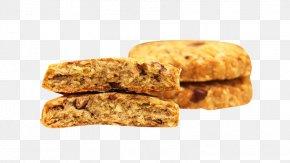 Breaking The Peach Crisp Material - Oatmeal Raisin Cookies Peanut Butter Cookie Crisp Anzac Biscuit PNG