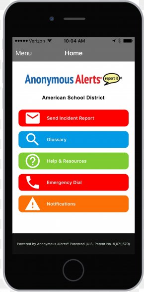 Broadway Against Bullying - Smartphone Anonymous Alerts Handheld Devices Mobile App Feature Phone PNG
