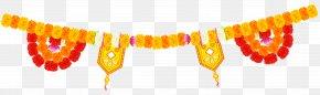 India Floral Decor Clip Art Image - India Clip Art PNG