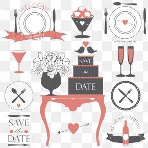 Wedding Cake Vector - Wedding Cake Wedding Invitation Euclidean Vector Clip Art PNG
