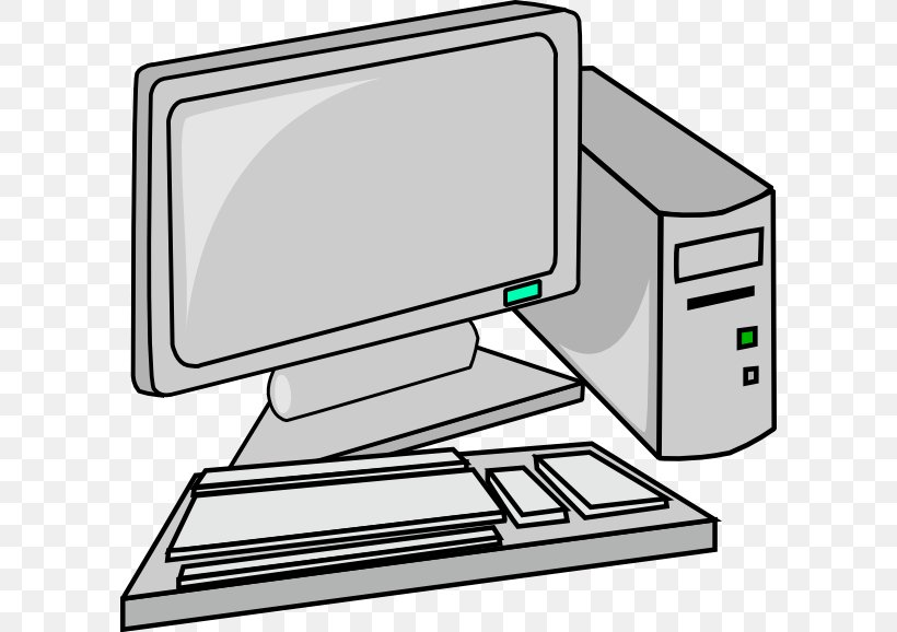 Computer Hardware Clip Art, PNG, 600x578px, Computer Hardware, Communication, Computer, Computer Lab, Computer Monitor Download Free