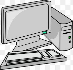 Computer Graphics Cliparts - Computer Hardware Clip Art PNG