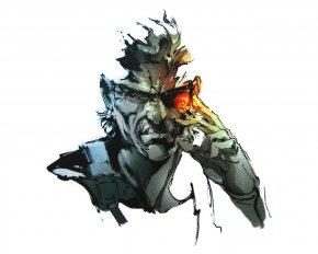 Metal Gear Solid 3 Snake Eater Walter Sobchak Metal Gear