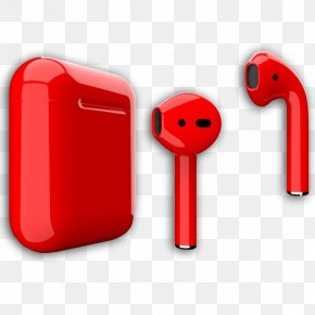 Apple - AirPods Apple IPhone 7 Plus Apple Earbuds PNG