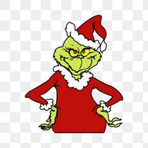 Scowl Cliparts - How The Grinch Stole Christmas! Gift Christmas And Holiday Season PNG