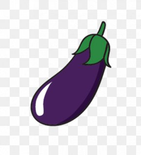 Purple Eggplant - Eggplant Jam Clip Art PNG