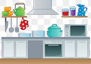Kitchen Utensils - Kitchen Free Content Clip Art PNG