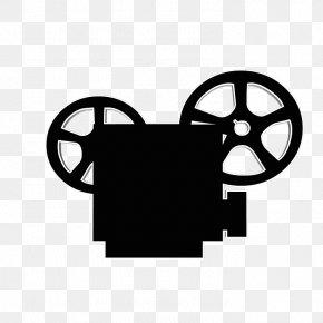 Cine - Movie Projector Film Cinema Clip Art PNG
