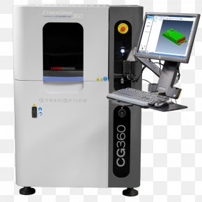 3D Scanner Coordinate-measuring Machine 3D Printing Manufacturing Industry PNG