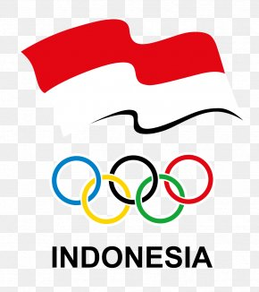 Olympic Rings - Indonesian Olympic Committee Summer Olympic Games National Olympic Committee PNG