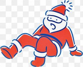 Sticker Santa Claus - Santa Claus PNG