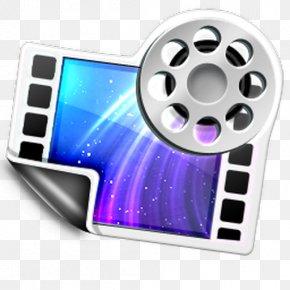 Gantry Mockup - Video Download Computer File PNG
