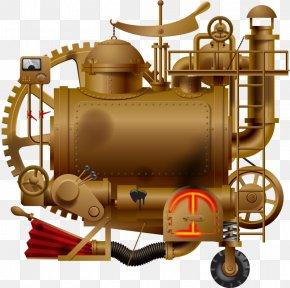 Gear Oil Machine - Machine Royalty-free Clip Art PNG