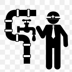 Audible Pictogram - Construction Plumbing Pipe Clip Art Water PNG