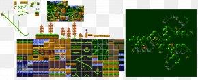 Atlantica Water Park - Pixel Art Sonic Mania DeviantArt Sonic The Hedgehog 2 PNG