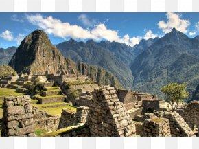 Machu Picchu - Machu Picchu Sacred Valley Moray Aguas Calientes, Peru Huayna Picchu PNG