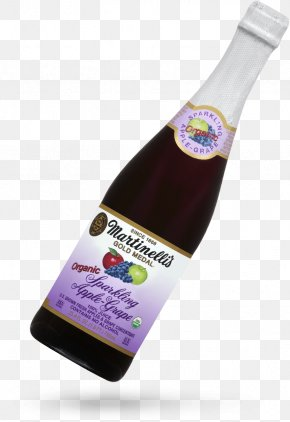 Juice - Juice Liqueur Sparkling Wine Martinelli's PNG
