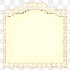 Picture Frame Beige - Beige Background Frame PNG