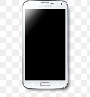 Samsung - Smartphone Telephone Portable Communications Device LTE Display Device PNG