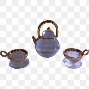 Teapot - Teapot Kettle Teacup Swarovski AG Crystal PNG