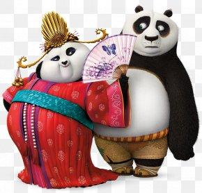 Kung Fu Panda 3 Clip-Art Image - Po Kung Fu Panda 3 Jack Black Master Shifu Giant Panda PNG