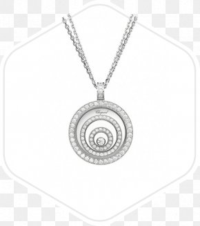 Jewellery - Charms & Pendants Chopard Jewellery Necklace Diamond PNG