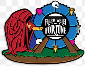 Ferris Wheel - Magic: The Gathering Grand Prix London Ferris Wheel Of Fortune Command Tower PNG