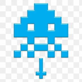 Space Invaders Picture - Space Invaders The Noun Project Icon PNG