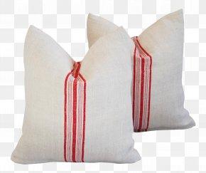 Sack - Throw Pillows Cushion Textile Gunny Sack PNG