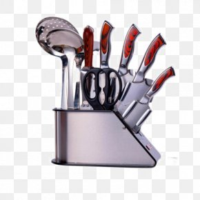 Eleven Sets Of Tools - Knife Kitchen Knives Tool PNG
