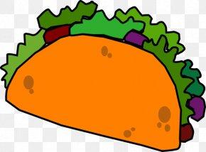 Cartoon Taco - Taco Mexican Cuisine Cartoon Clip Art PNG