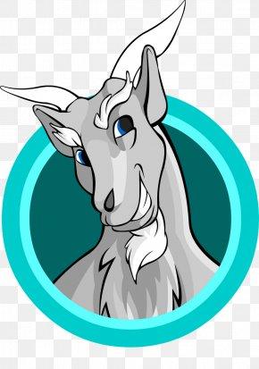 Goat - Digital Art Goat PNG