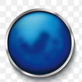Blue Circle - Blue Circle Grey PNG