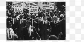 Civil Rights - African-American Civil Rights Movement 1960s United States March On Washington For Jobs And Freedom Civil And Political Rights PNG