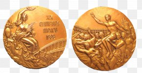 Silver Medal - 1968 Summer Olympics Olympic Games 1968 Olympics Black Power Salute Olympic Medal Gold Medal PNG