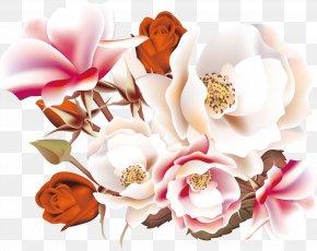 Flower Pattern Elements - Flower Euclidean Vector Illustration PNG